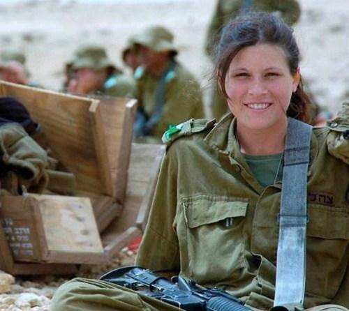 イスラエル軍の女性兵士161