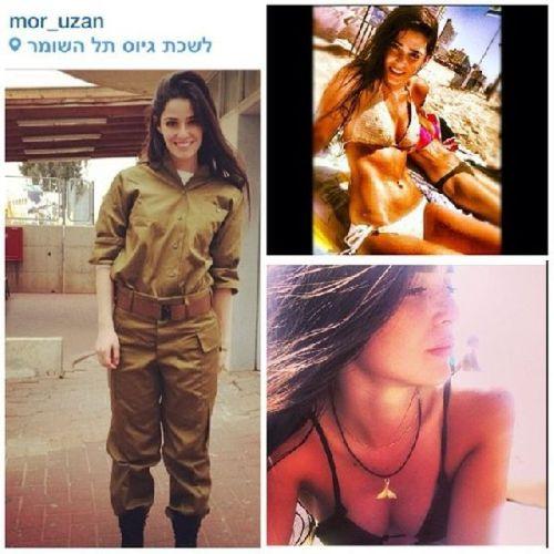 イスラエル軍の女性兵士56