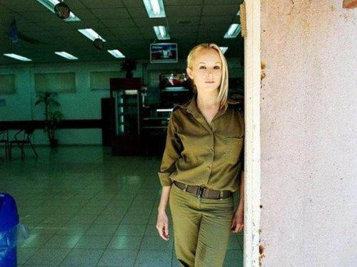 イスラエル軍の女性兵士95
