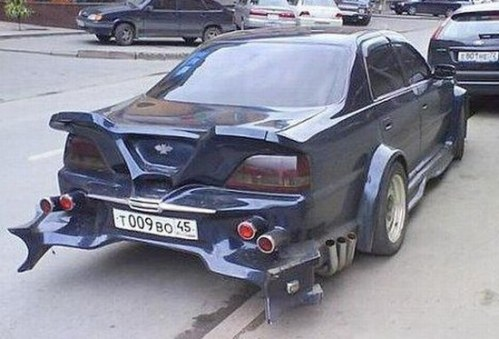 Custom car76