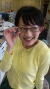 眼鏡をかけた美人女子アナウンサー画像44