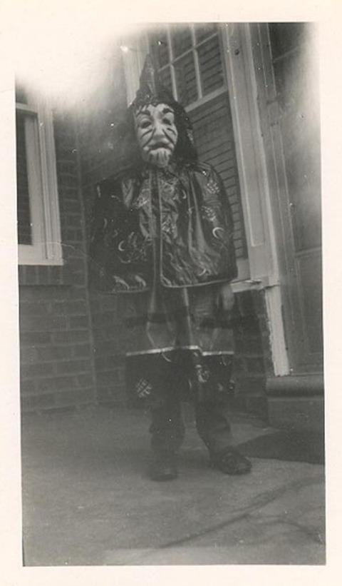 昔のハロウィン40