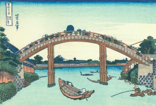 浮世絵の壁紙15