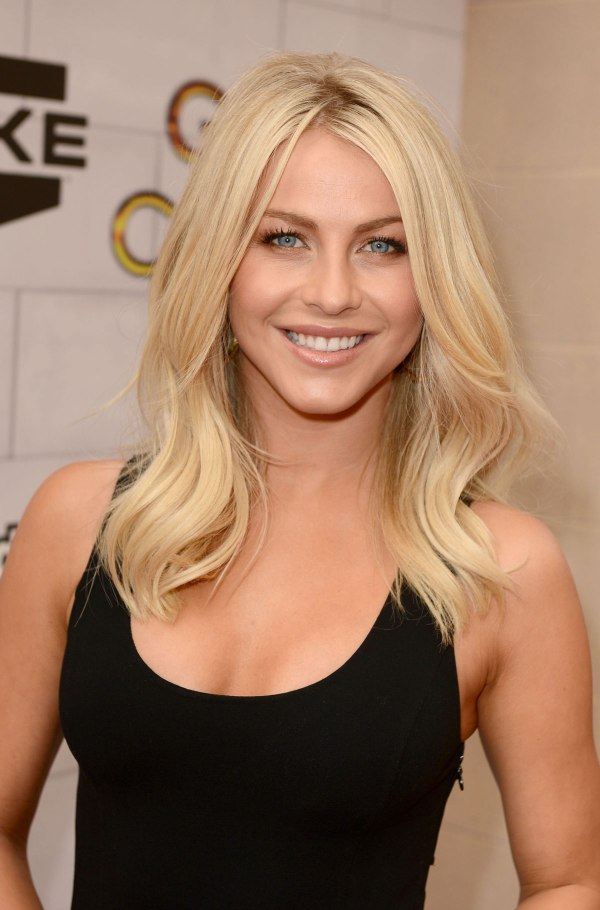 JULIANNE HOUGH at Spike Tvs Guys Choice Awards
