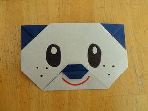 ポケモン折り紙34
