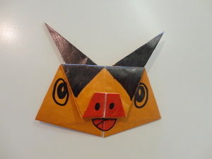 ポケモン折り紙40