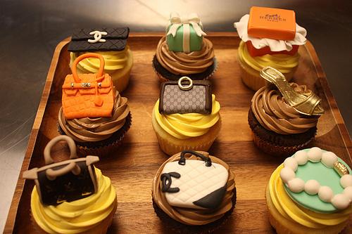 ブランド品のデザイン ケーキ10