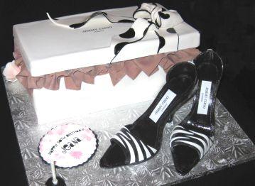 ブランド品のデザイン ケーキ30