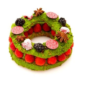 クリスマスケーキ8