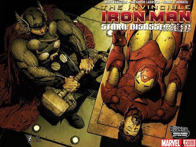 10 muertes de superhéroes y villanos.