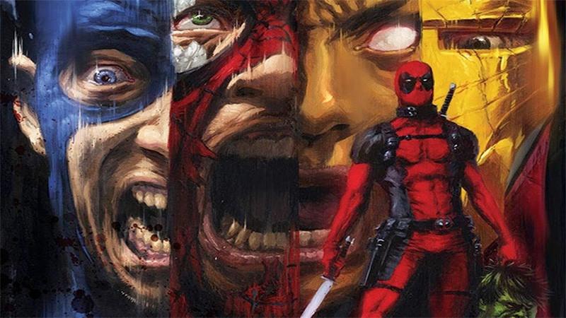 Deadpool; para morirse de la risa!!8¬)