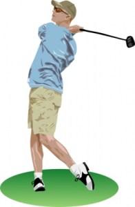 ゴルファーの格好