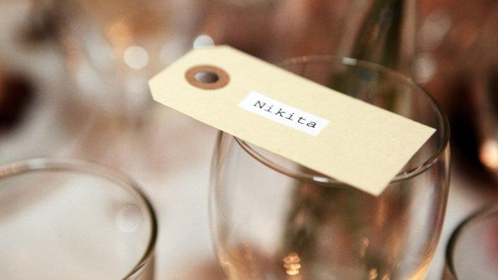 bryllup bordkort ideer