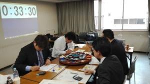 3月23日マネジメントゲーム道場名古屋1