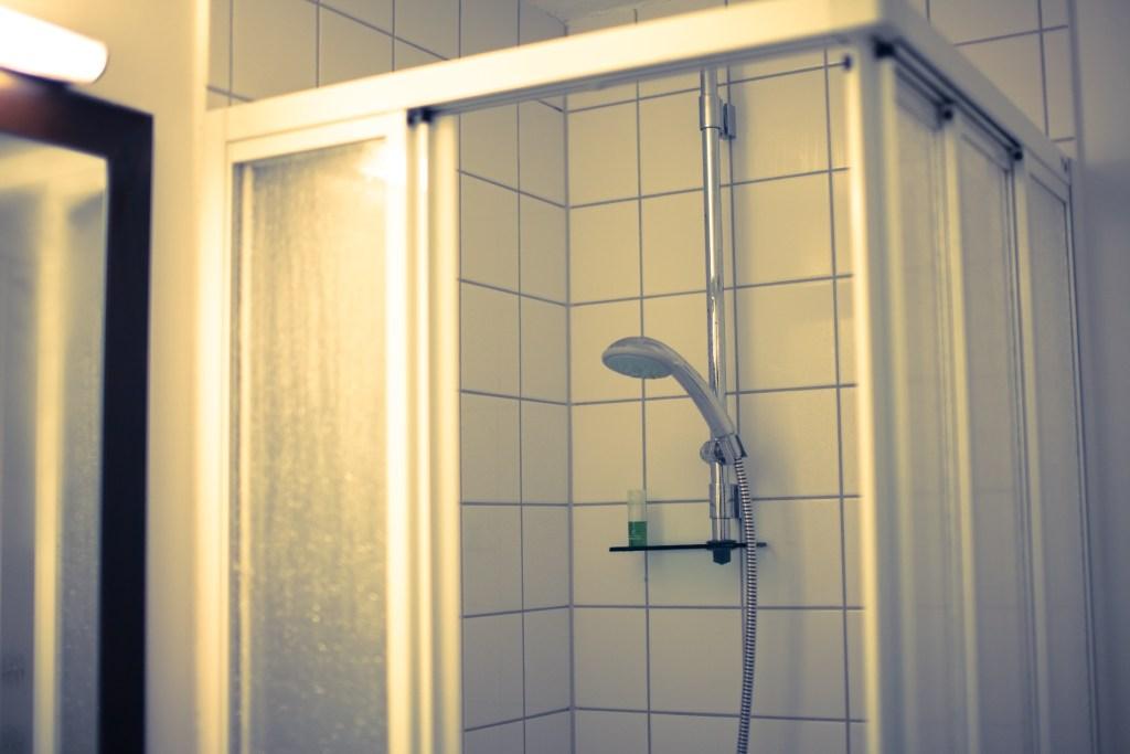 お風呂場 黒い虫