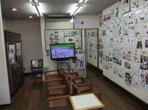 カタヤマ待合室