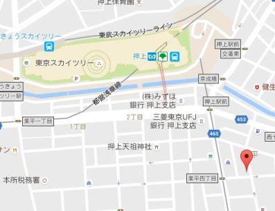 イズミ地図