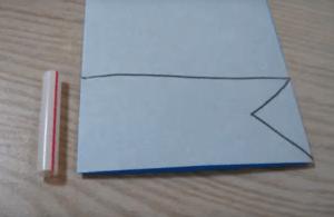 こいのぼり 折り紙