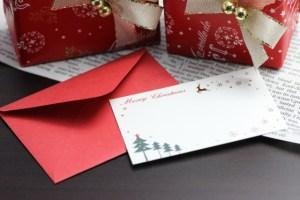 サンタ 手紙
