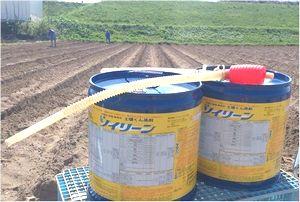 土壌消毒のやり方