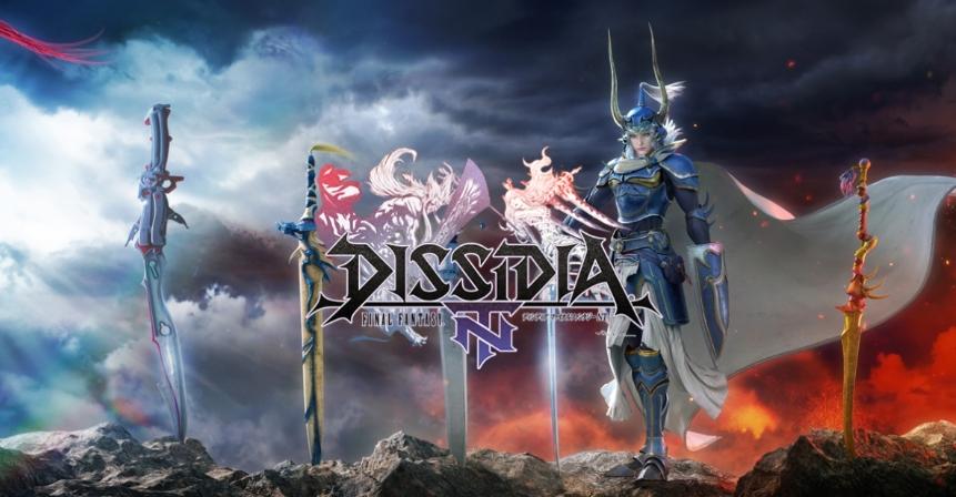 ディシディア ファイナルファンタジー nt,攻略,PS4,DFFNT
