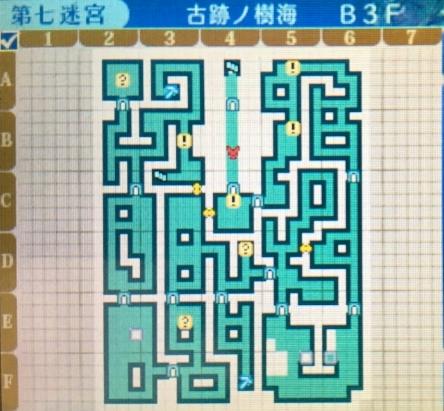 世界樹の迷宮X,第七迷宮