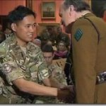 Gurkha solider gets Britain's second highest medal for bravery