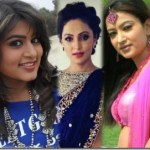 Nepali actresses nominated for Music videos model award