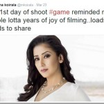Manisha Koirala making a comeback in Game, looks as good as ever