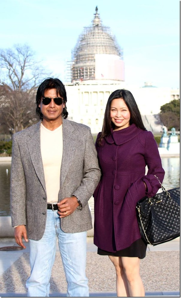 Rajesh Hamal and Madhu Bhattarai talk about their relationship in a TV interview