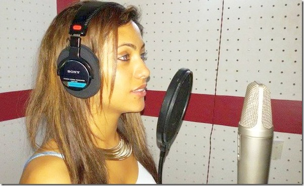 No Smoking in dubbing, featuring Jharana, Mahima and Sushil Pokharel