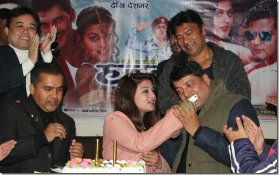 Kismat 2, director Shyam Bhattarai replaced by Rishi Lamichane