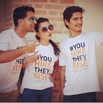 Namrata Shrestha and You Hike They Rise campaign ask tourists to visit Nepal