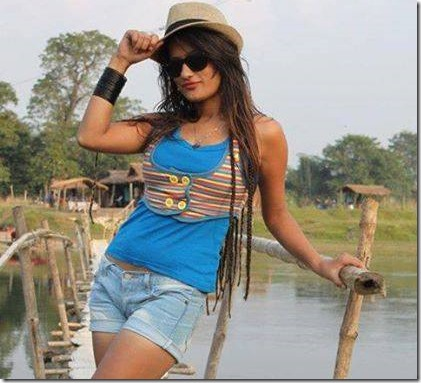 Richa Singh Thakuri produces a movie, Super Gorkhe