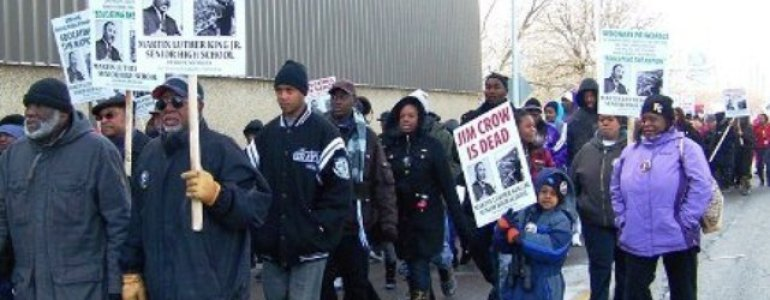Jim-Crow-is-dead-MLK-Day-March-in-Detroit-2011