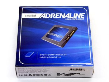 Crucial Adrenaline Cache SSD