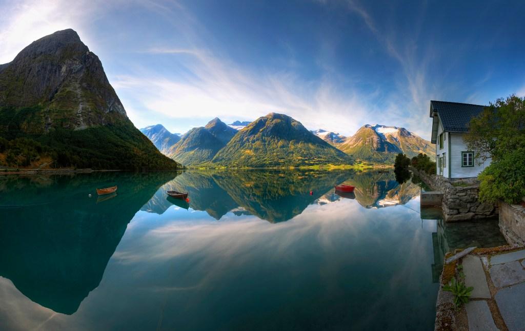 нордфьорд, туры в норвегию