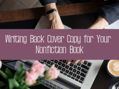 Writing Back Cover Copy for Your Nonfiction Book