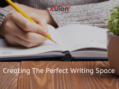 Creating a Writing Space for Max Productivity