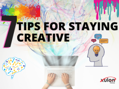 7 Tips To Stay Creative