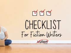 A Pre-Writing Checklist for Fiction Writers