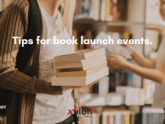 Tips for Your First Book Signing Event