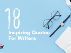 18 Inspiring Quotes For Writers