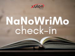 NaNoWriMo Check-In