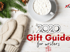 2020 Gift Guide for Writers