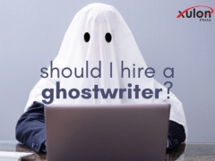Should I Hire a Ghostwriter?