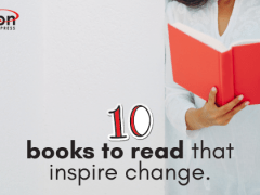 10 Books to Read That Inspire Change