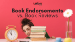 Book Endorsement vs. Book Review