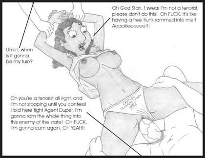 inverted uterus