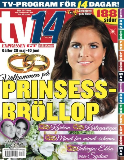 Dagens magasin med Expressen: tv14 | Om Expressen | Expressen